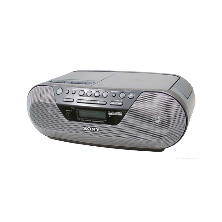 CD Radio Cassette Player, , product-image