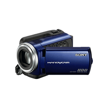 60GB Hard Disk Drive Camcorder (Blue), , hi-res