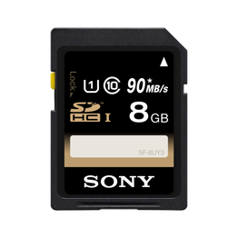SF-UY3 Series SD Memory Card