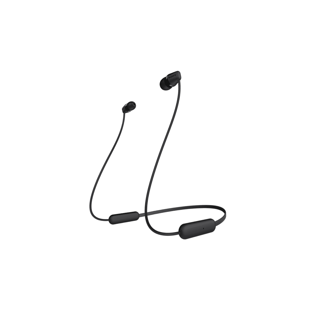 WI-C200 Wireless In-ear Headphones (Black), , product-image