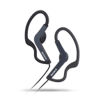 AS200 Splash-proof In-Ear Headphones (Black), , hi-res