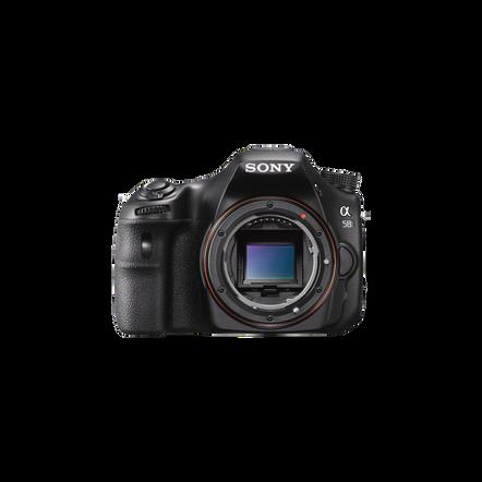 a58 Digital SLT 20.1 Mega Pixel Camera with SAL18552 and SAL55200 Lens, , hi-res