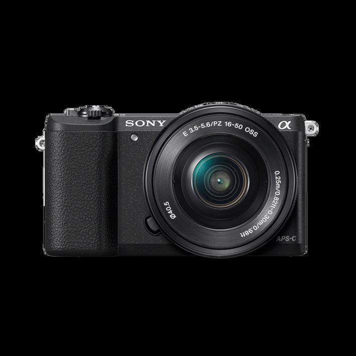 Alpha 5100 E-mount Camera with APS-C Sensor, , product-image