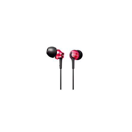 EX60 Monitor Headphones (Red)