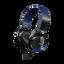 XB400 Extra Bass (XB) Headphones (Blue)
