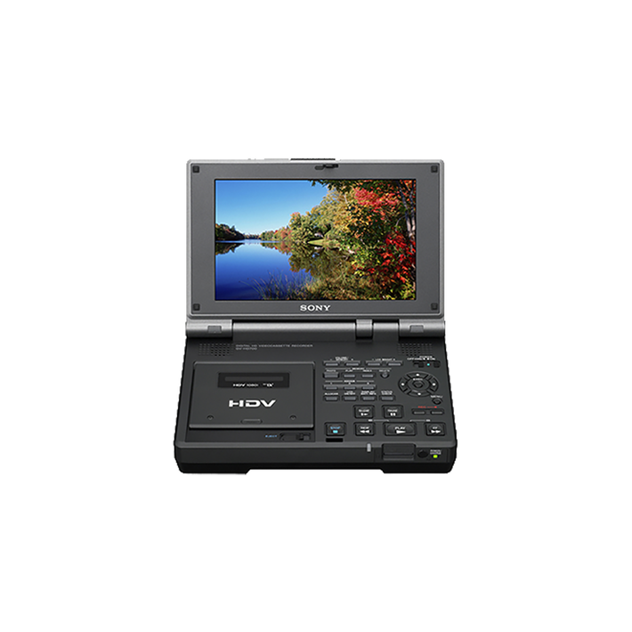 HDV VIDEO WALKMAN WITH 7INCH WIDE LCD, , product-image
