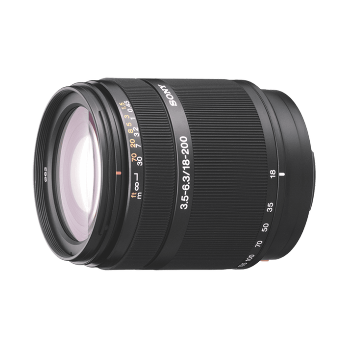 A-Mount DT18-200MM F3.5-6.3 Zoom Lens, , product-image