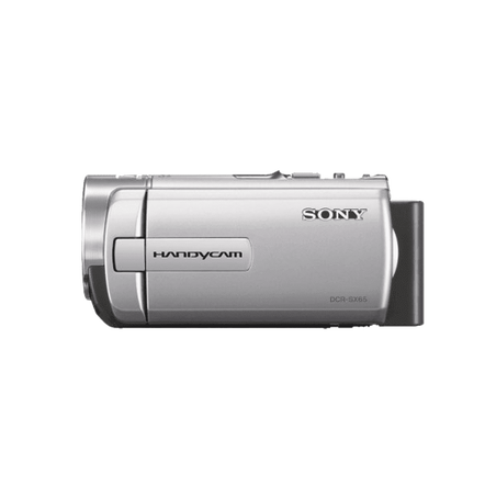 4GB Flash Memory Camcorder (Silver)
