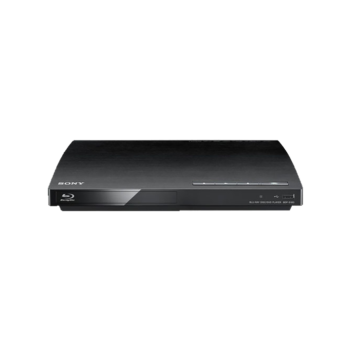 S185 Blu-ray Disc Player, , product-image