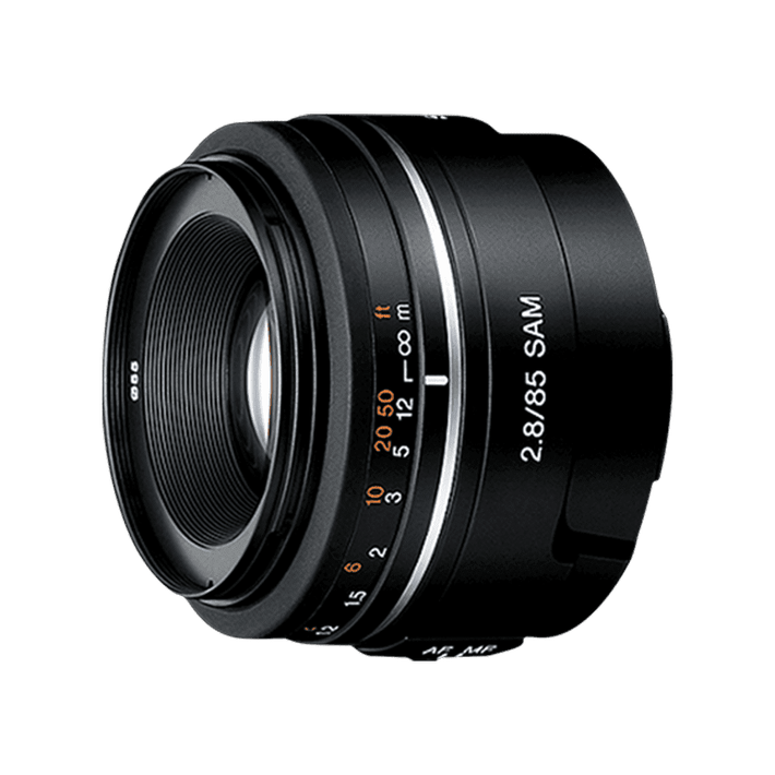 A-Mount 85mm F2.8 SAM Lens, , product-image