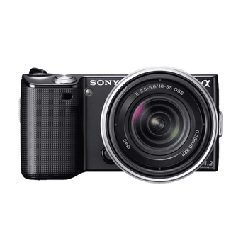 16.1 Mega Pixel Camera Body with SELP1650 Lens, , hi-res