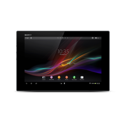 Xperia Tablet Z (32 GB, Wi-Fi, Black)