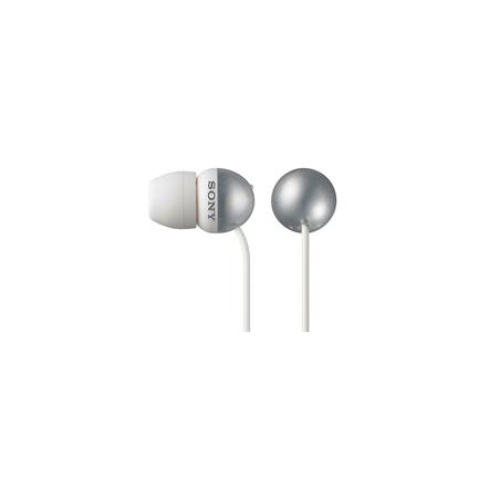 EX33 In-Ear Headphones (Silver)