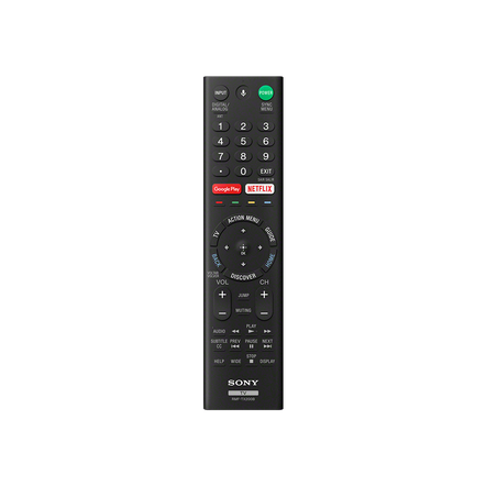 Voice Remote Control for BRAVIA TV