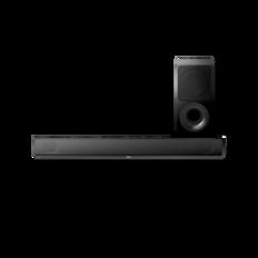 2.1ch Sound Bar with Wi-Fi/Bluetooth