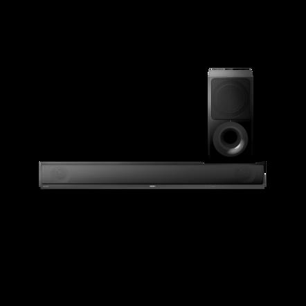 2.1ch Sound Bar with Wi-Fi/Bluetooth, , hi-res
