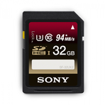 32GB SDHC UHS-1 Class 10 Memory Card UX Series, , hi-res