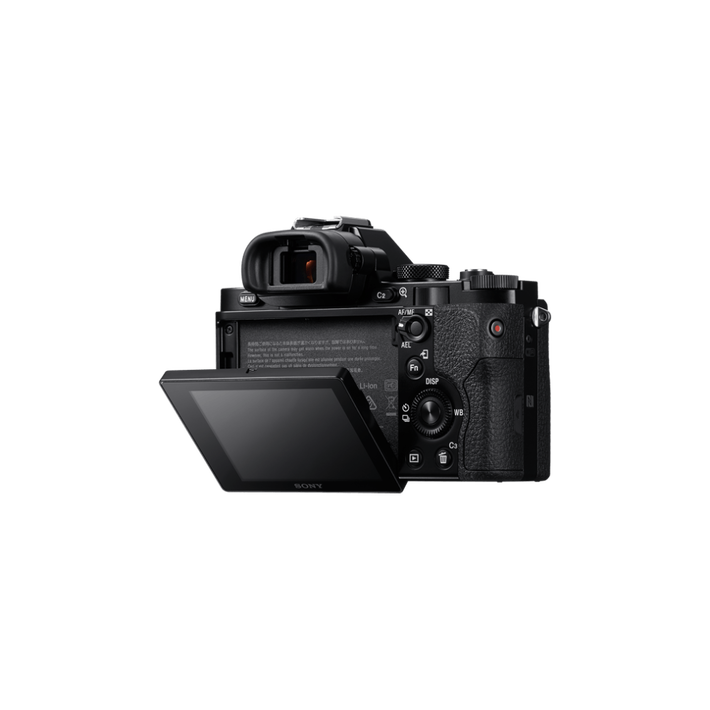 Alpha 7 Digital E-Mount Camera with Full Frame Sensor (Body only), , product-image