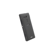 Xperia SP - Krusell Colourcover Black Case