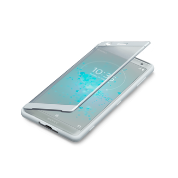 Style Cover Touch SCTH40 for Xperia XZ2 (Grey), , hi-res