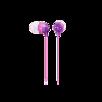 In-Ear Lightweight Headphones (Violet), , hi-res