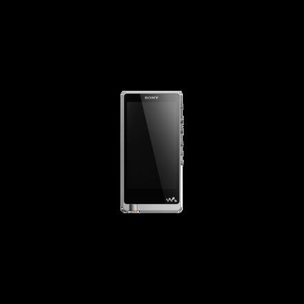ZX Series High-Resolution Audio MP3/MP4 Video 128GB Walkman (Black), , hi-res