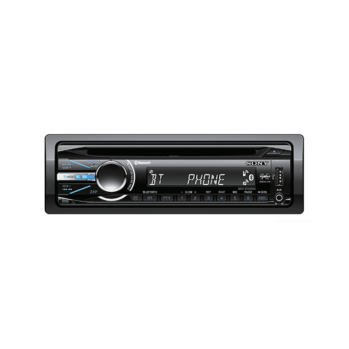 BT3850 In-Car CD Player, , product-image