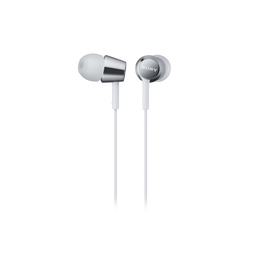 EX150AP In-Ear Headphones (White), , hi-res