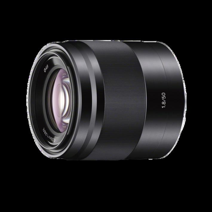 E-Mount 50mm F1.8 OSS Lens, , product-image