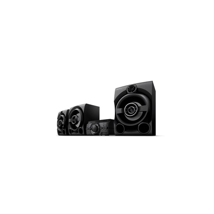 MHC-M80D High Power Home Audio System with DVD, , product-image