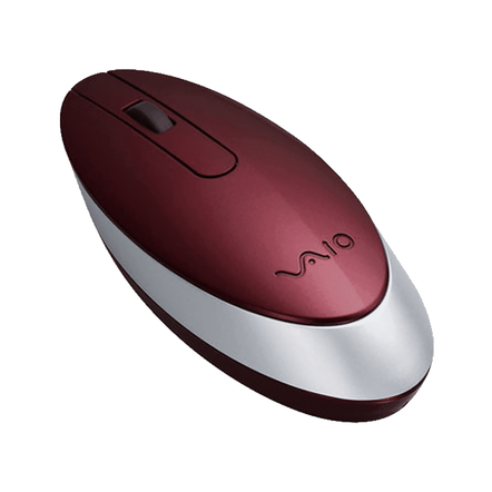 Bluetooth Laser Mouse (Glossy Red), , hi-res