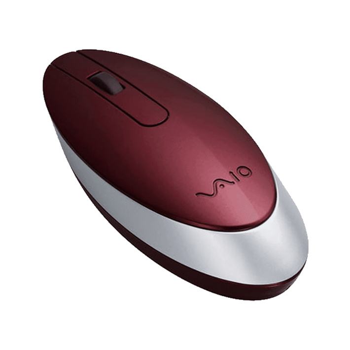 Bluetooth Laser Mouse (Glossy Red), , product-image