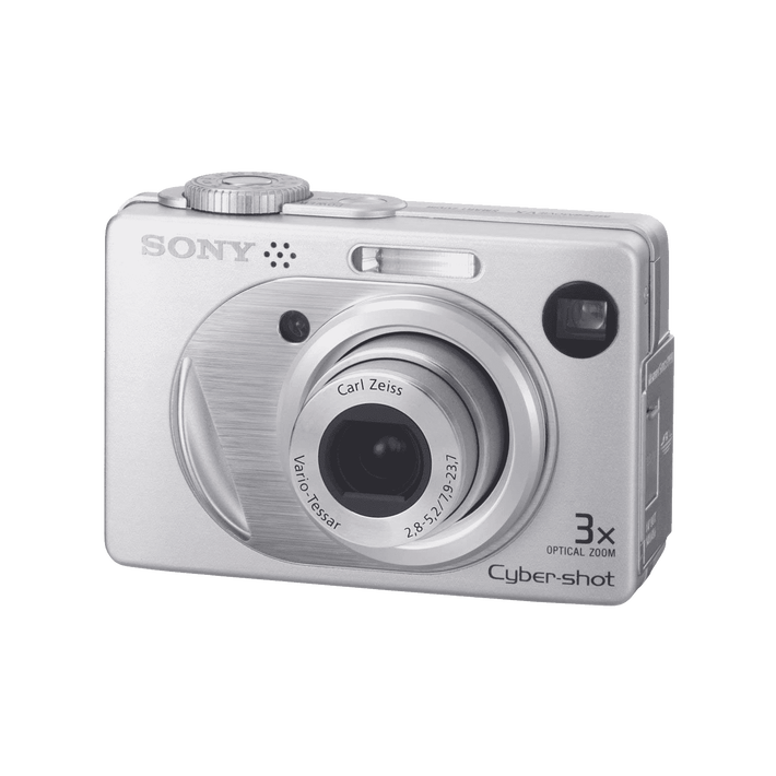 CYBERSHOT 5.1 MP, 3X O ZM, 2.5 LCD, SIL, , product-image