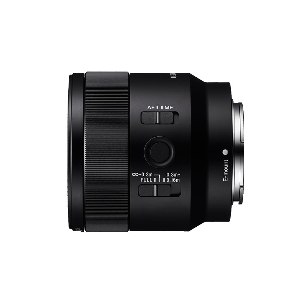 Full Frame E-Mount FE 50 mm F2.8 Macro Lens, , product-image