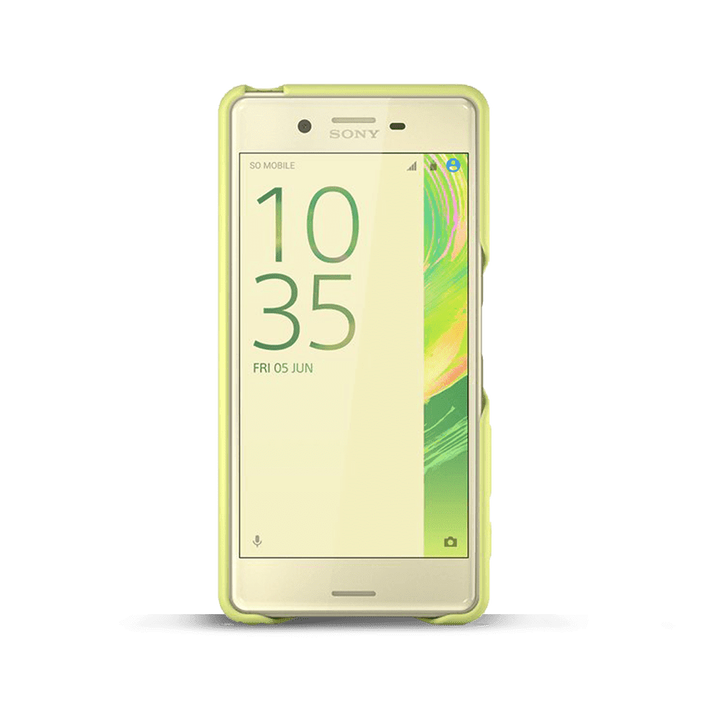 Style Cover SBC30 for the Xperia X Performance (Lime Gold), , product-image