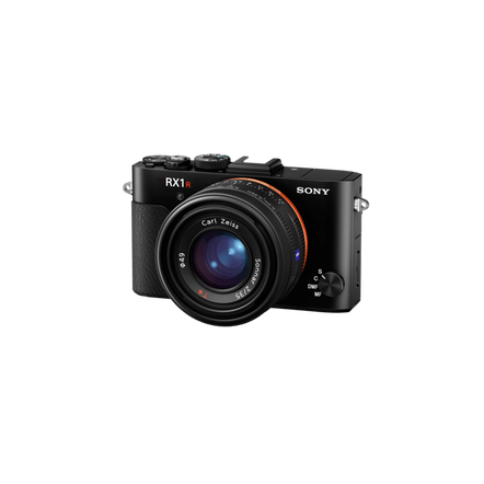 RX1R II Professional Digital Compact Camera with 35mm Sensor