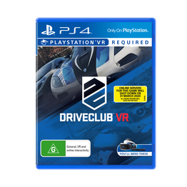 VR Drive Club, , hi-res