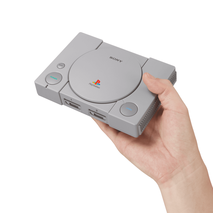 PlayStation Classic, , product-image