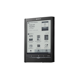 Reader Touch Edition with 6.0 paper-like touch-screen and extendable memory (Black), , hi-res