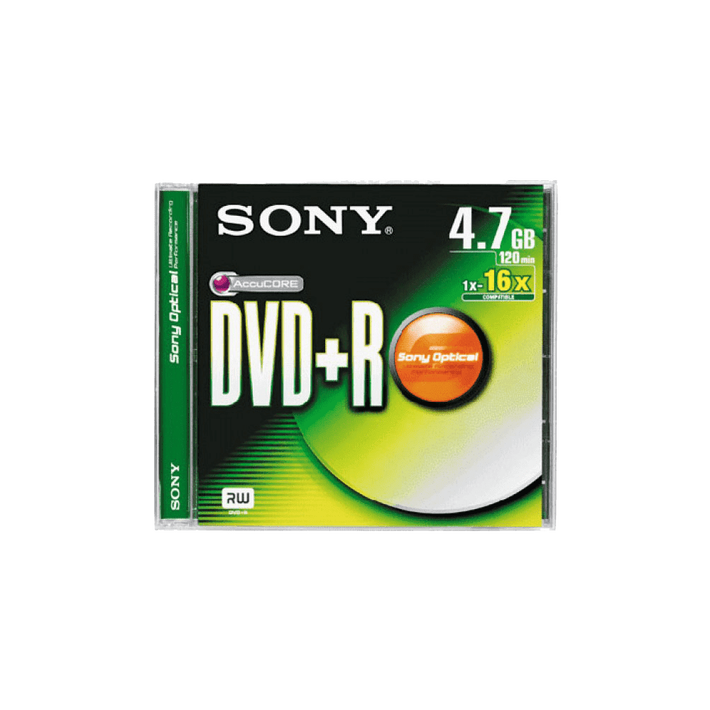 DVD+R Data Storage Media, , product-image