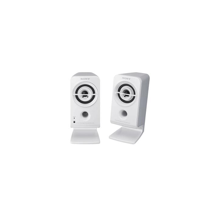 Desktop / Multimedia Portable Speakers (White), , product-image