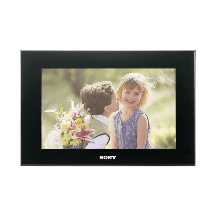 "9"" Digital Photo Frame (Black), , product-image"