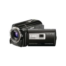 220GB Hard Disk Drive Camcorder with Projector