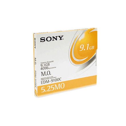 9.1GB Magneto Optical Disc