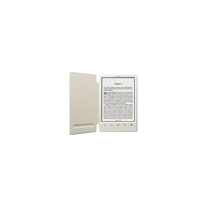 T3 Reader with Integrated Cover and High Resolution Screen (White), , product-image