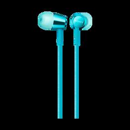 EX155AP In-Ear Headphones (Light Blue), , hi-res