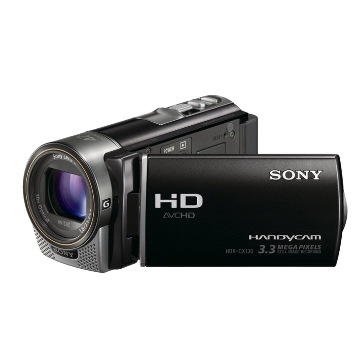 Flash Memory HD Camcorder (Black), , product-image