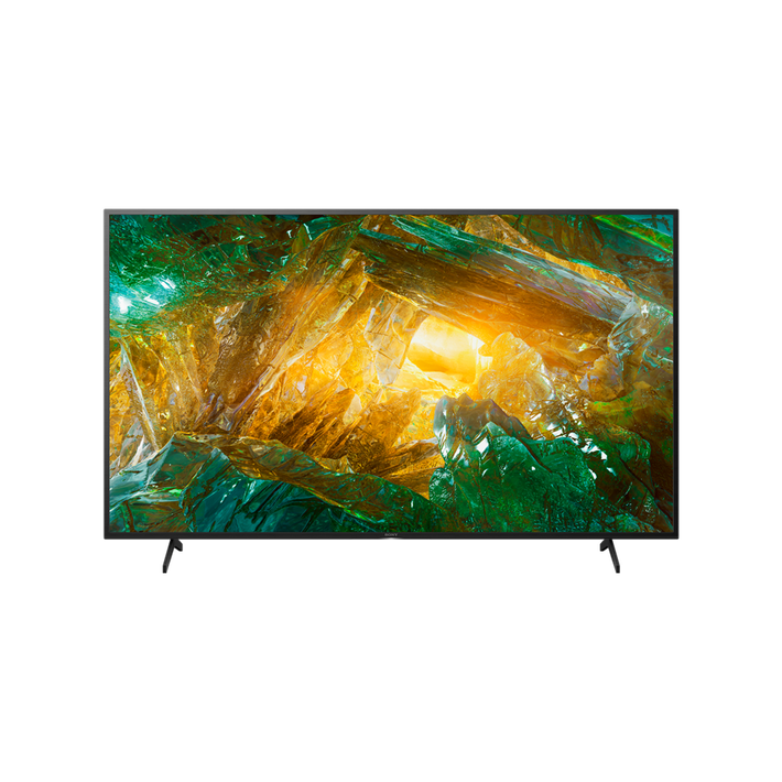 """85"""" X8000H 4K Ultra HD with High Dynamic Range (HDR) Smart TV (Android TV) , , product-image"""