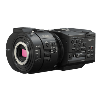 4K NXCam Digital Cinematography Camcorder, , hi-res