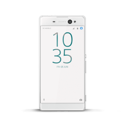 Style Cover SBC26 for Xperia XA (White), , hi-res